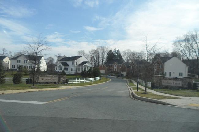 single-family homes in Olney